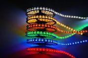 светодиодная лента - разные цвета - в наличии - от 900 тг Степногорск
