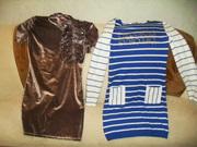 Одежда б/у для девочек 8-10 лет