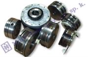электромагнитные многодисковые муфты EKEK2dB,  EK5dB,  EK10eB,  EK40eB