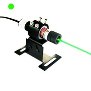 High Speed 50mW 532nm Green Dot Laser Alignment